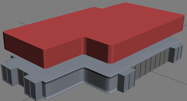 Modeling a High Definition Building – part 1