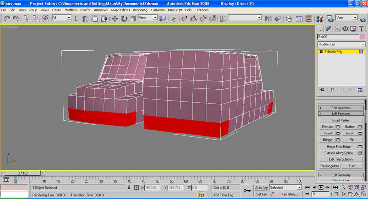 Box modeling for beginners 3ds max for 3ds max step by step tutorials for beginners