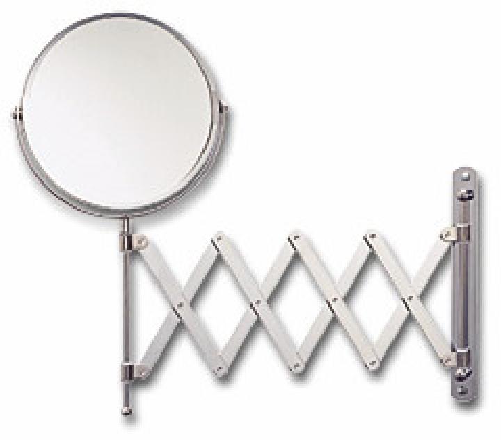 Bathroom Mirror Rigging