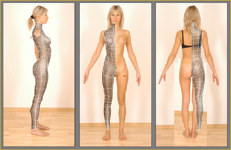 Nude Figure Modeling 84