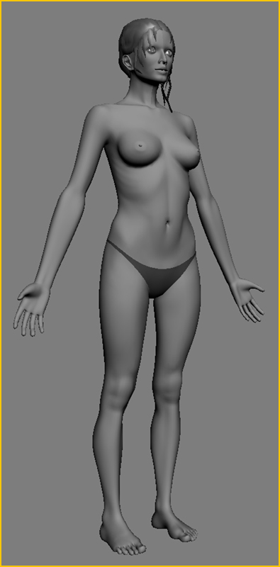 Nude figure modeling, live sex shots