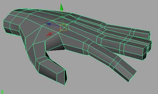 Hand modeling tutorial | free3DTutorials com