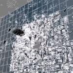 Breaking glass using Greeble plugin
