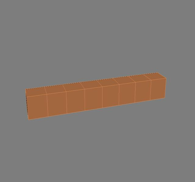 wood texture tutorial step 1