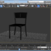 Modelling a realistic chair Tutorial by Gates Bengamin
