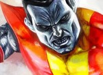 X-Colossus (creating a comic character)
