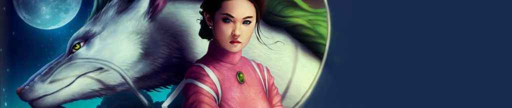 Digital painting tutorial – Spirited away – Part 6