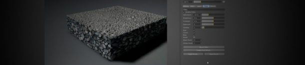 Cinema 4D – Displacement Overview