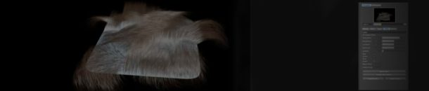 Cinema 4D – Hair Object Introduction