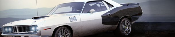 Plymouth 1971 Cuda Hemi – part 2