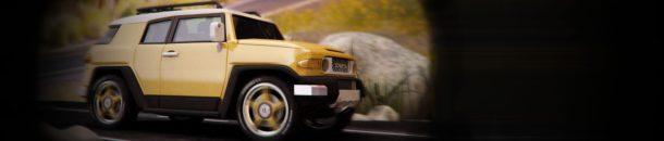 Toyota FJ Cruiser Workshop – part 2