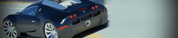 Bugatti Veyron video tutorial – part 6/11