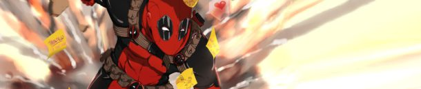 Deadpool – Work Progress