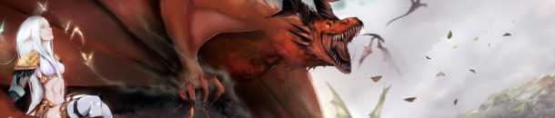 Dragon Age – Mythal and the Dragons – Work Progress
