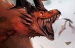 Dragon Age – Mythal and the Dragons – Work Progress