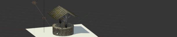 Blender Game Engine: Outdoor Lightning Setup in 1 Minute