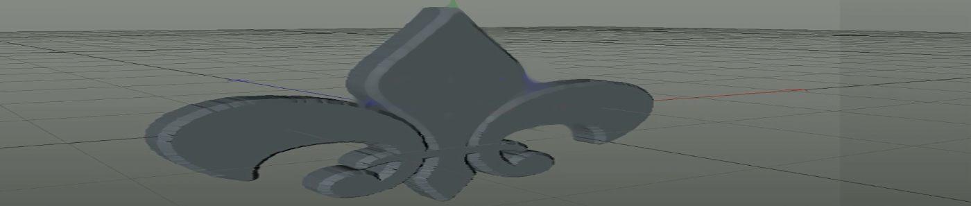 Cinema 4D – Spline Vectorizer