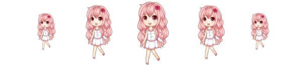 PaintTool SAI – Chibi speedpaint (Alice)