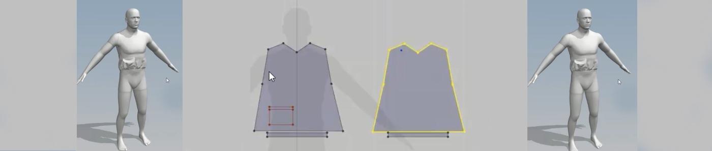 Marvelous Designer – Sewing Patterns
