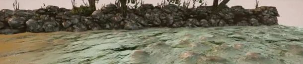 CryEngine – Building a river