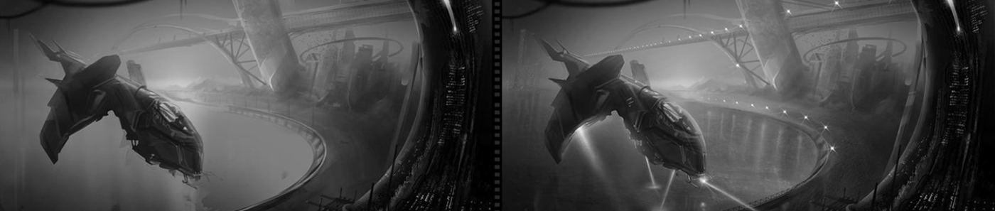 Photoshop – Bridge – Work Progress
