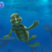 Photoshop – Floatie Turtle – Work Progress