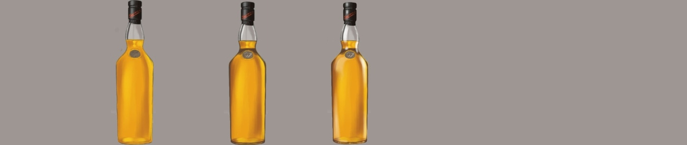Photoshop – Bottle of Scotch whisky