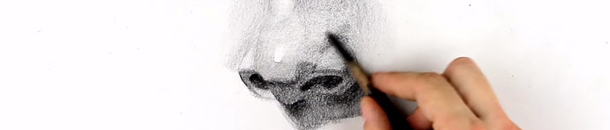 How to Draw a Nose – Step by Step