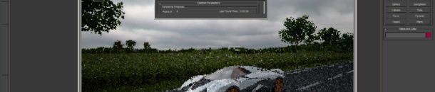 How to use HDR image in 3D MAX