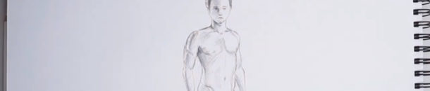 #7 Drawing a Comic – Male body