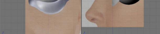 Modeling An Eye tutorial