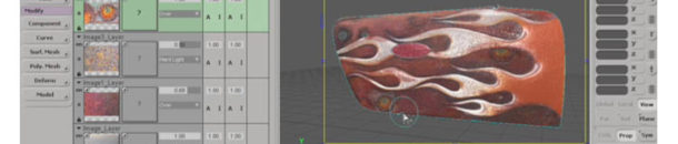 Texture Painting with Softimage/XSI – Part 2